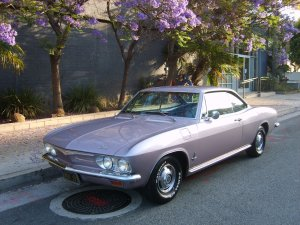 evening orchid corvair '65 - world o' jeff